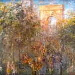 Washington Square by Tatiana Rhinevault